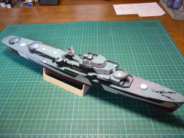 USS Jaccard DE-355, 1:200, FLY Modell, geb. von Wastel P1000958