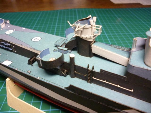 USS Jaccard DE-355, 1:200, FLY Modell, geb. von Wastel P1000960