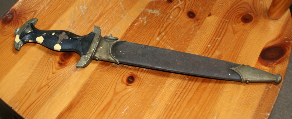 Dague allemande Ss110
