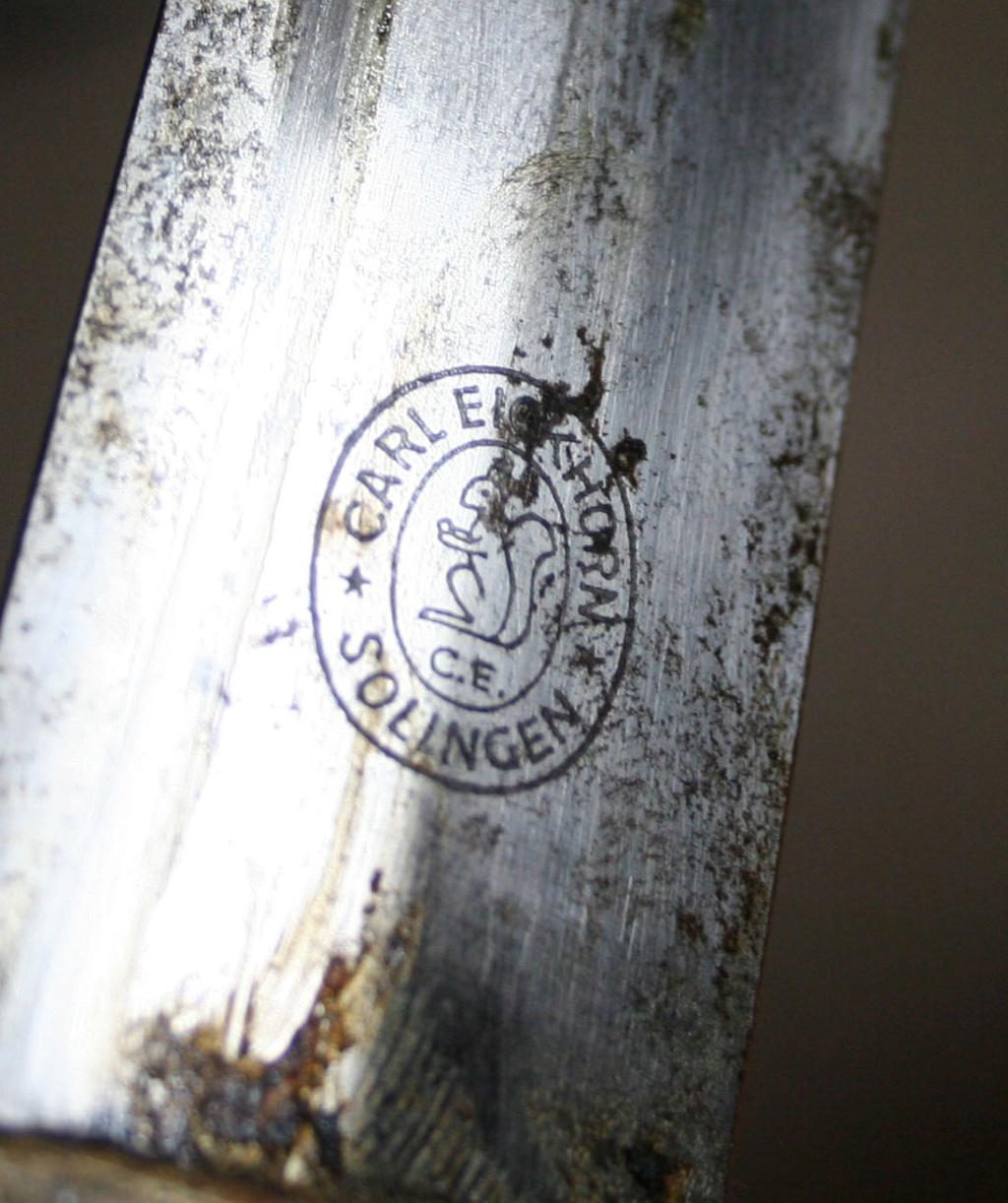 Dague allemande Ss_810