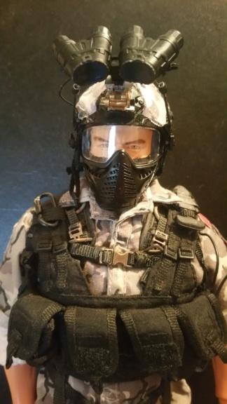 New Tactical Headwear. 20190122