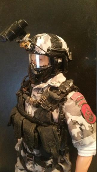 New Tactical Headwear. 20190123