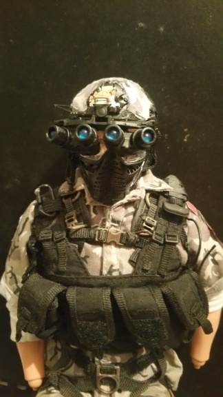 New Tactical Headwear. 20190124
