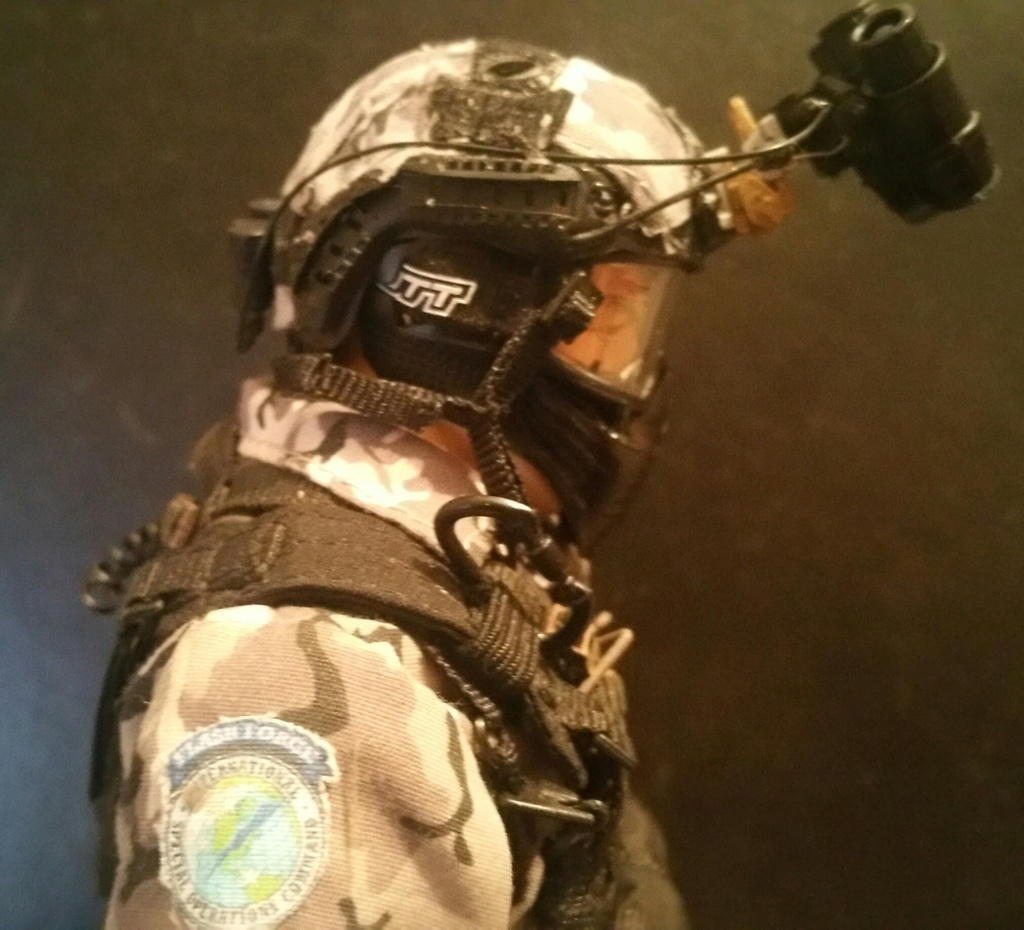 New Tactical Headwear. 20190126