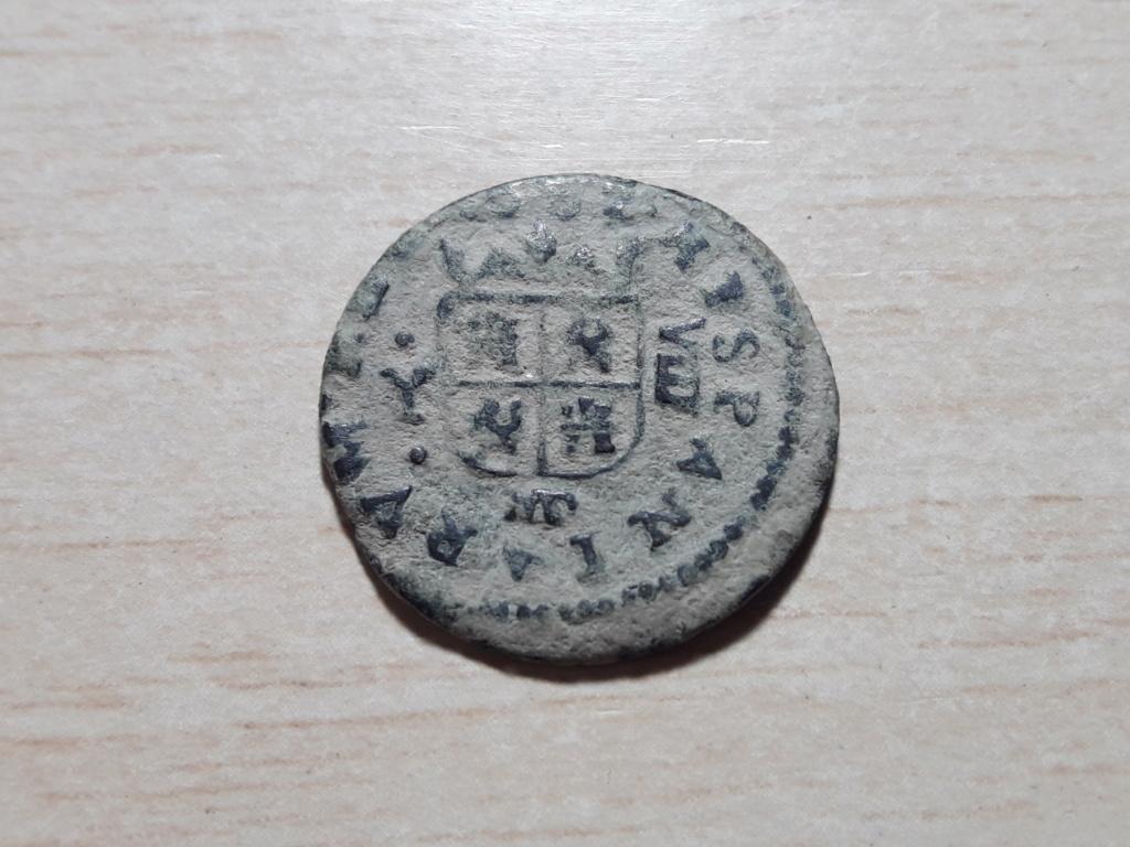 8 maravedis de Felipe IV de 1662, Madrid 20180923
