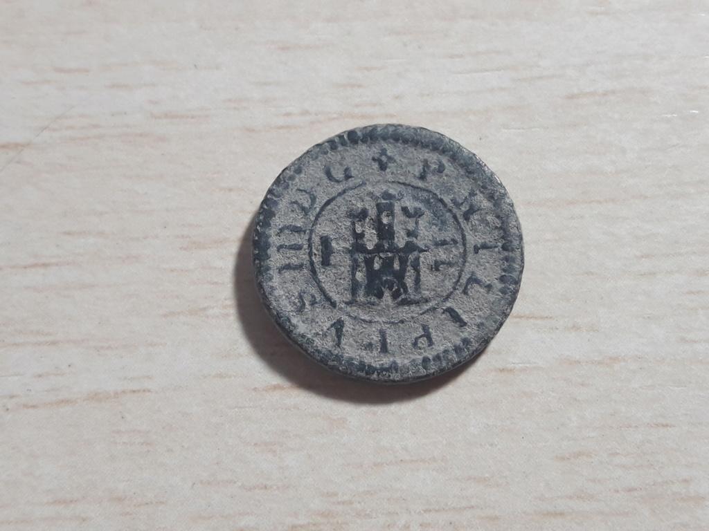 2 Maravedís de Felipe III, 1607. Segovia 20180944