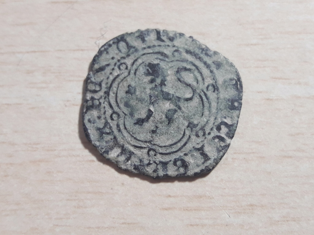Blanca de Juan II (Burgos, 1406-1454). 20180955