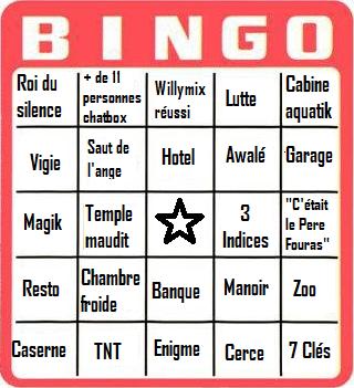[Spoilers] Présentation > Fort Boyard 2019-04 - Les Bonnes Fées (13/07/2019) - Page 2 Bingo_11