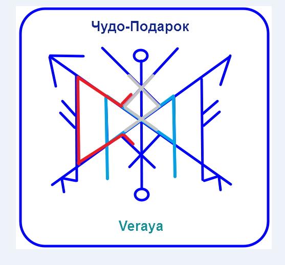 """Став """" Чудо-Подарок """"  от Veraya 2019-010"""