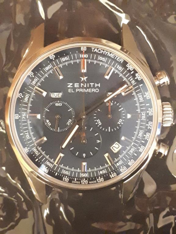 Revue Zenith El Primero 410 Charles Vermot  20180914