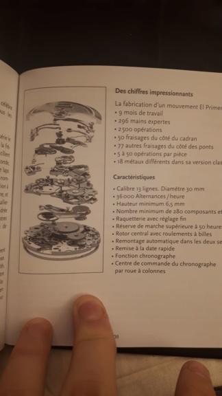 Revue Zenith El Primero 410 Charles Vermot  Img-2012