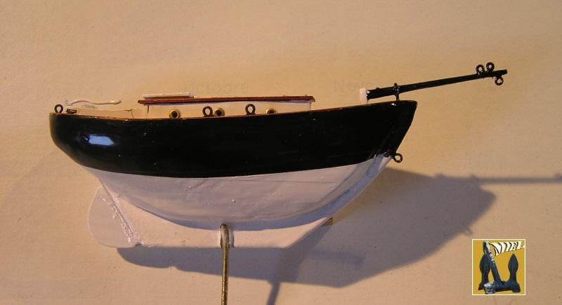 """cotre américain  1939 le """"CLAIRE  D"""" en bateau moule 1611"""