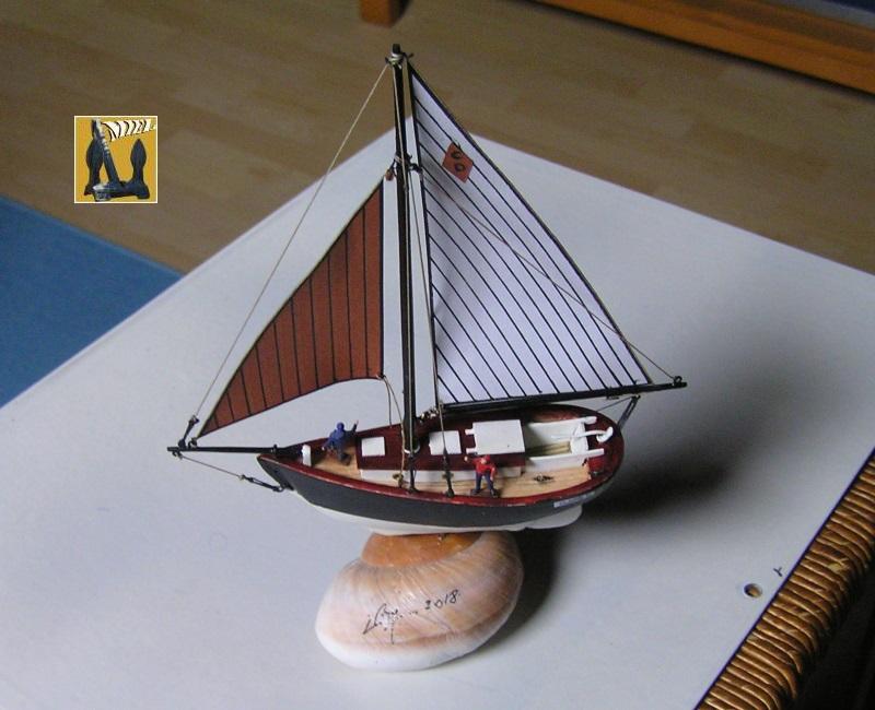 """cotre américain  1939 le """"CLAIRE  D"""" en bateau moule 1911"""