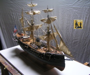 RMS Titanic 1/700 LED Set ACADEMY 32511