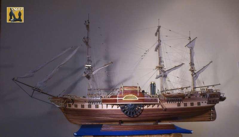 PLAN navire du 19ième 4091010