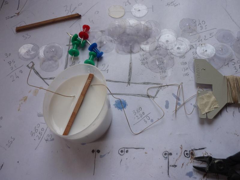 METHODE POUR CONSTRUIRE UN VOILIER POUR LES DEBUTANTS 6210