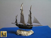 Sovereign of the Seas : Partie-1 (Altaya 1/84°) par Glénans 661411