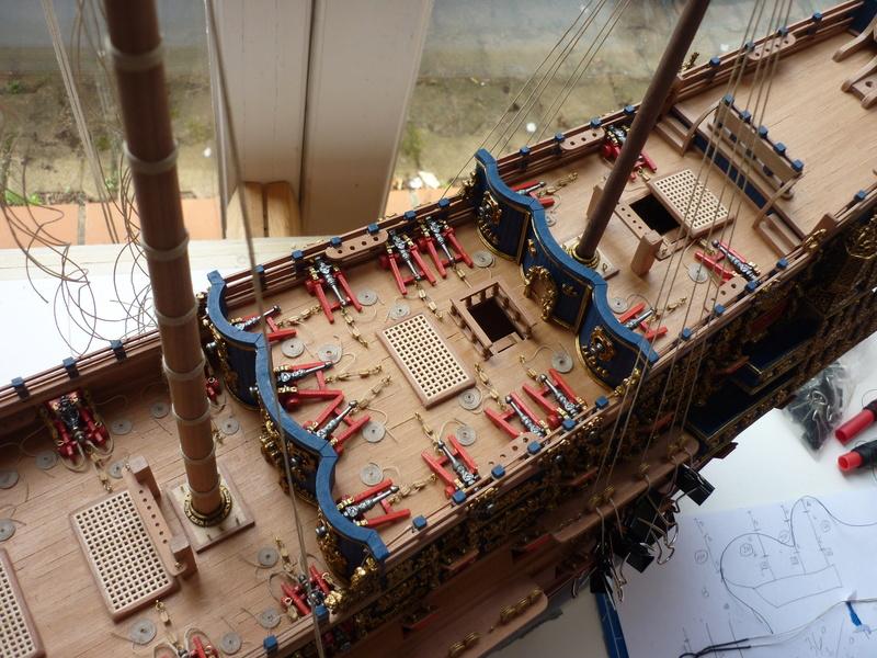 METHODE POUR CONSTRUIRE UN VOILIER POUR LES DEBUTANTS 7110