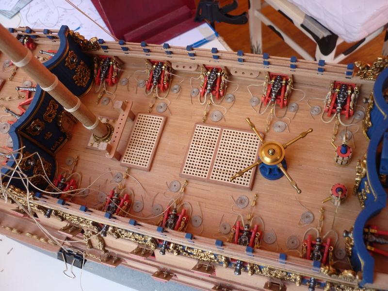 METHODE POUR CONSTRUIRE UN VOILIER POUR LES DEBUTANTS 7210