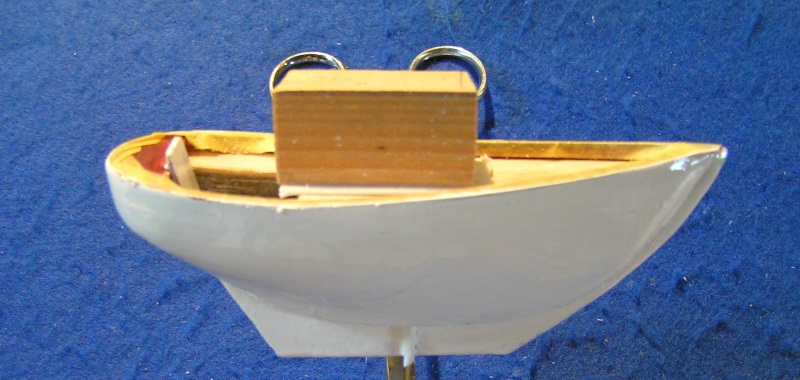 """cotre américain  1939 le """"CLAIRE  D"""" en bateau moule 913"""