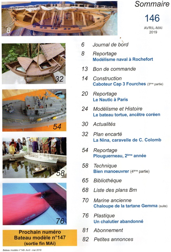 Parution du magasine BM n°146  D10