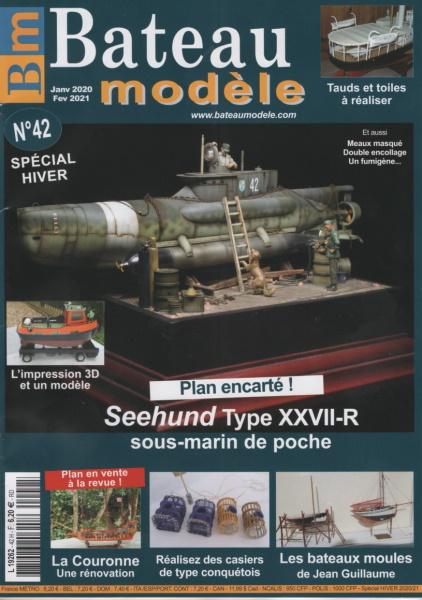 Parution magazine BMHS N°42 Numzor10