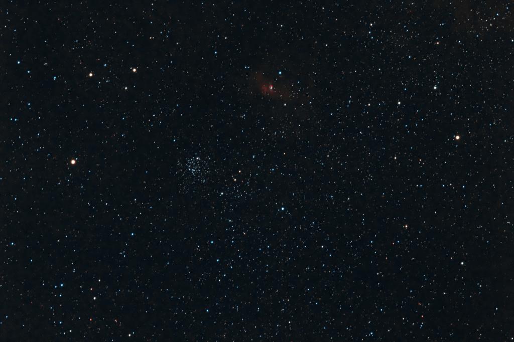 Lunette ts optics ap 72/432photoline sur monture star adventurer  Img_8712