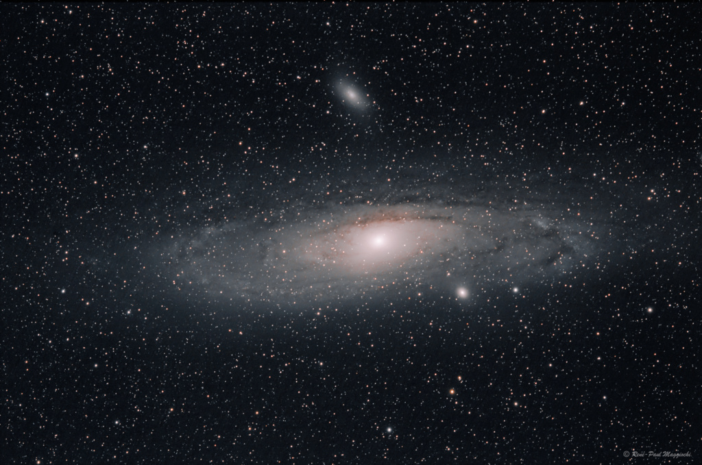 M31, la galaxie d'Andromède M31_li11