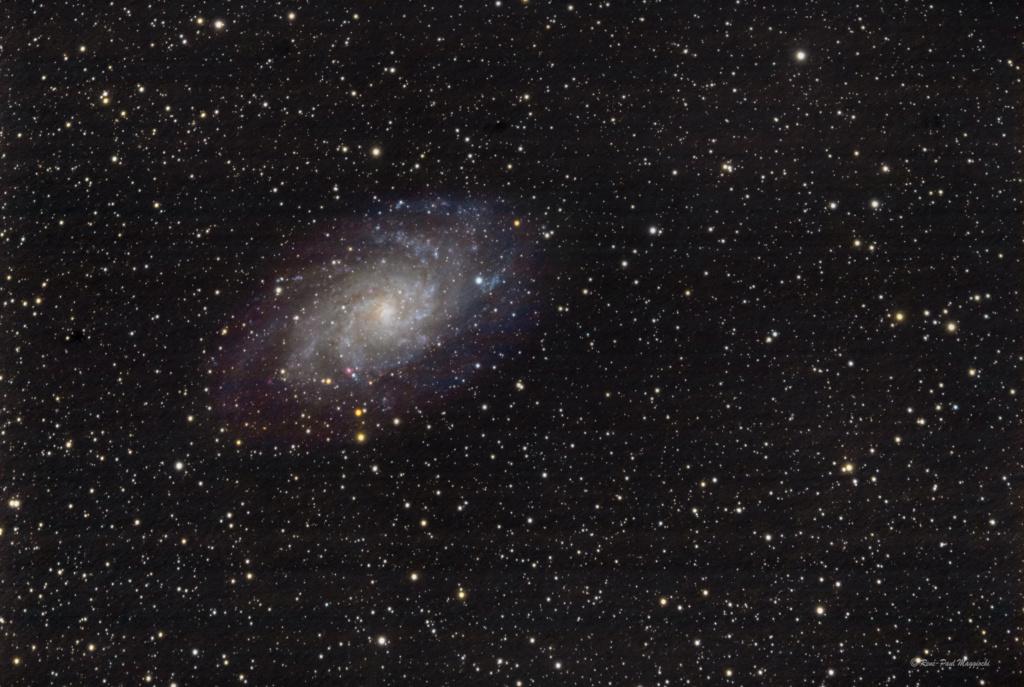 Egalayes (suite) M33 et NGC7000 M33_sa10