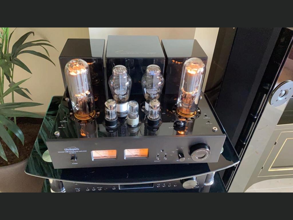 Line Magnetic LM 508IA - Retroalimentación  Aaf20310