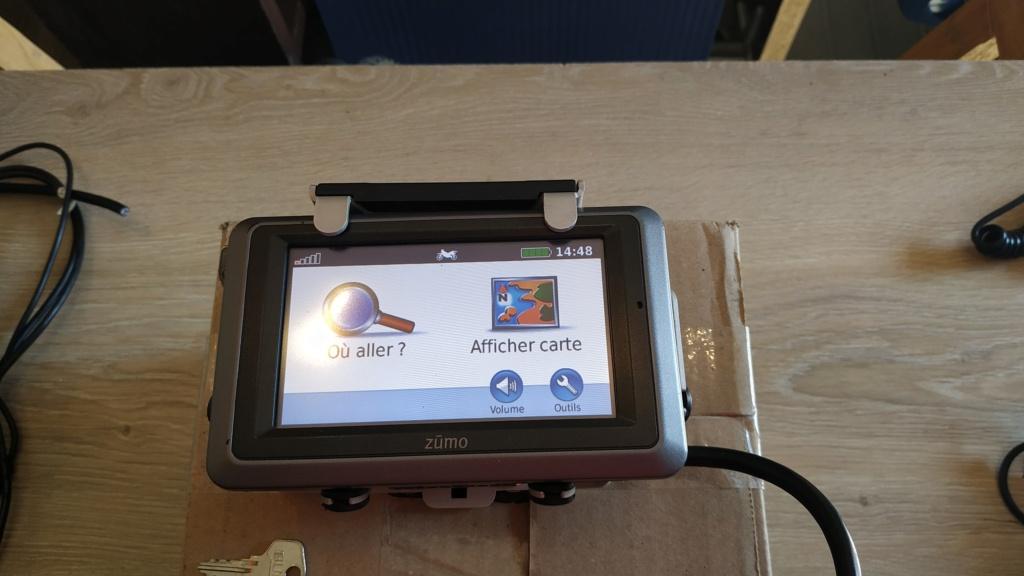 A vendre: support Zumo 660 Zumosu10