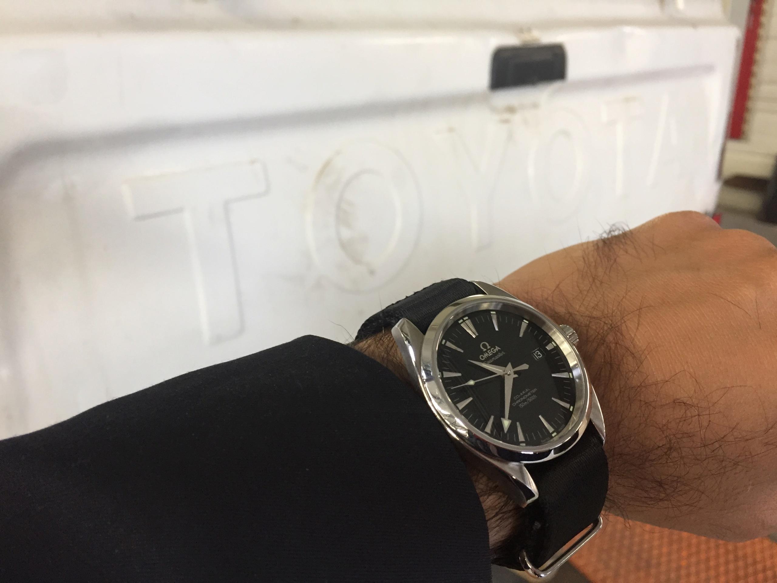 FEU de vos montres sur votre lieu de travail ! - tome 2 - Page 21 Img_5254
