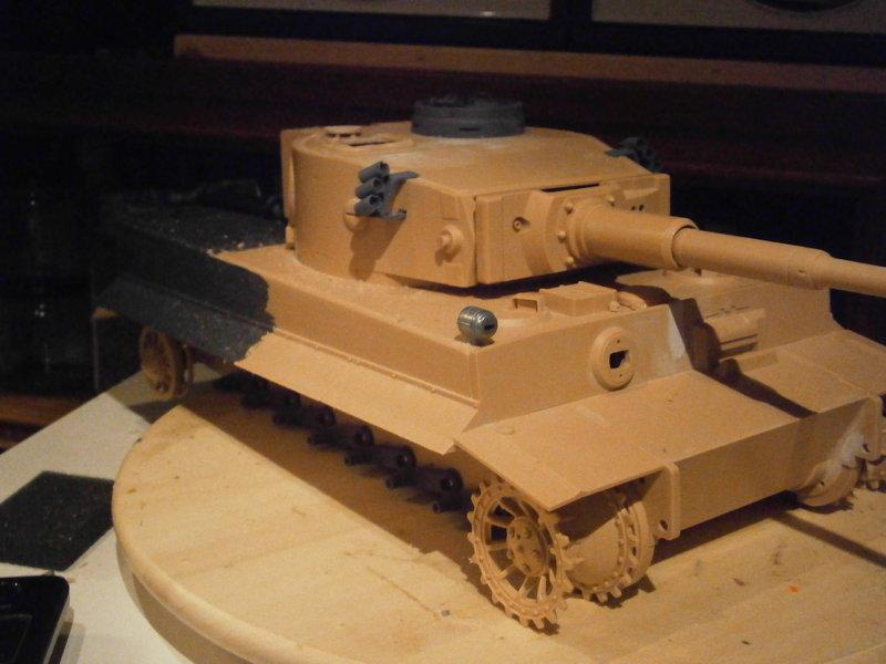Pz.Kpfw.VI Tiger I ,,E,,  1:16  Teil 2 P9170010