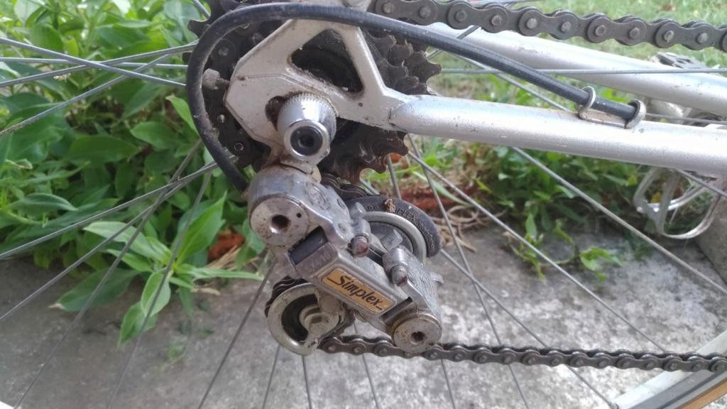 Identification vélo de course Mercier Whatsa11