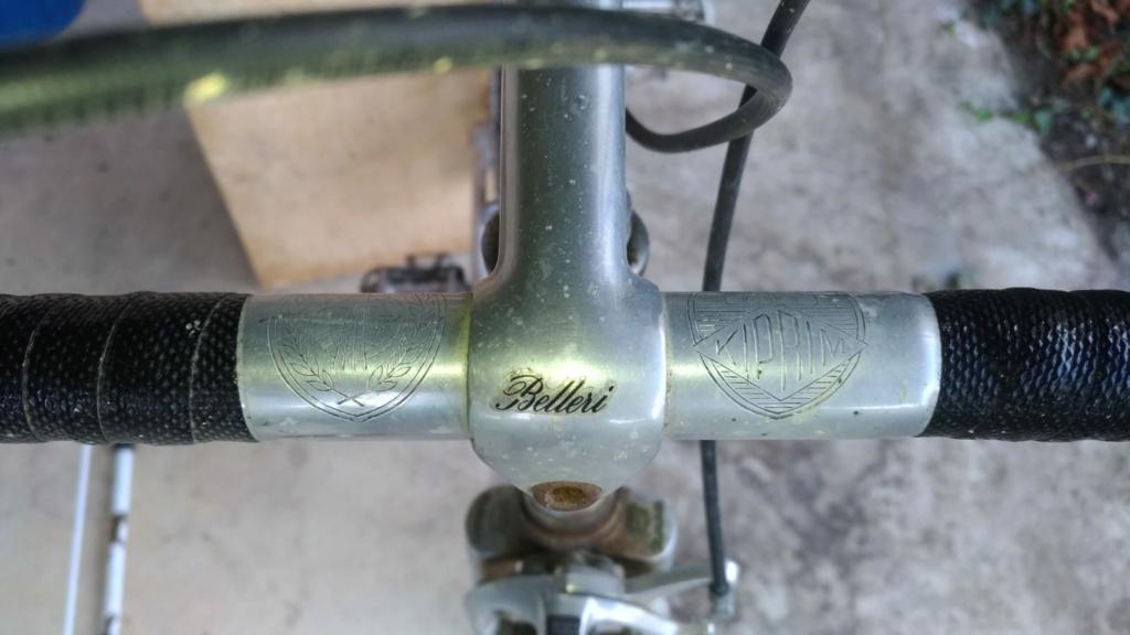 Identification vélo de course Mercier Whatsa17