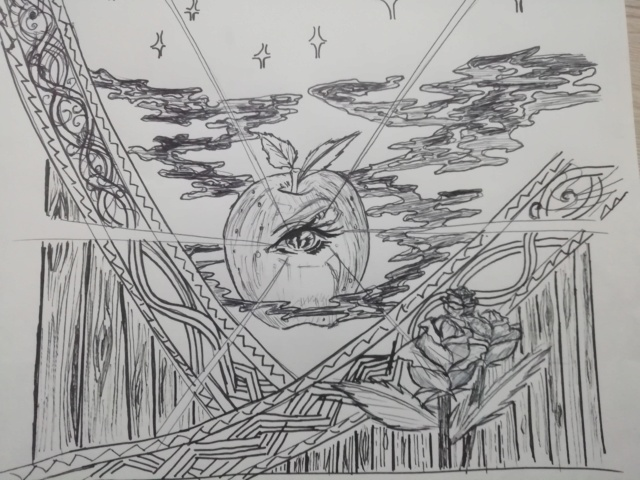 [EVENT] Inktober 2019 — RPGDBZ edition. - Page 2 Pomme_12