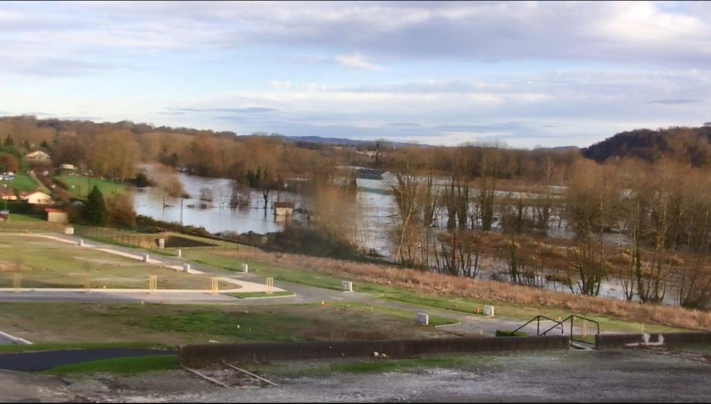 La tempete dans le sud ouest (13 decembre 2019) Inonda10