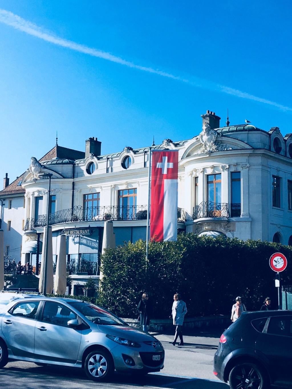 Ville de Morges en Suisse  6b1fd810
