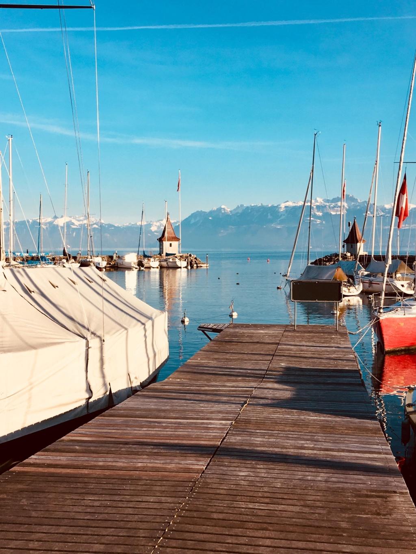 Ville de Morges en Suisse  9dbaa010