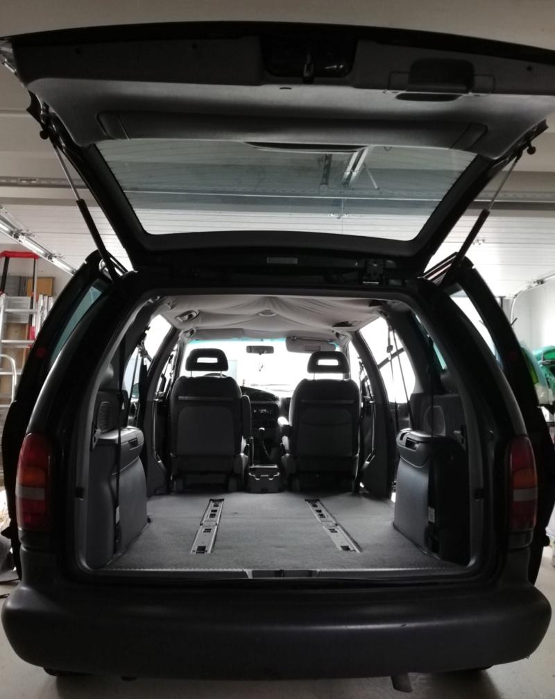 Vends Chrysler Grand Voyager de 1997 avec 111 000Km Img_2011