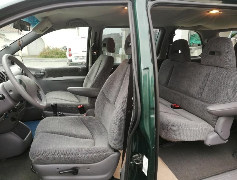 Vends Chrysler Grand Voyager de 1997 avec 111 000Km Img_2013