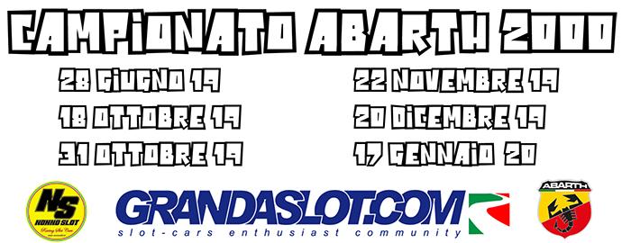 campionato ABARTH 2000 Abarth10