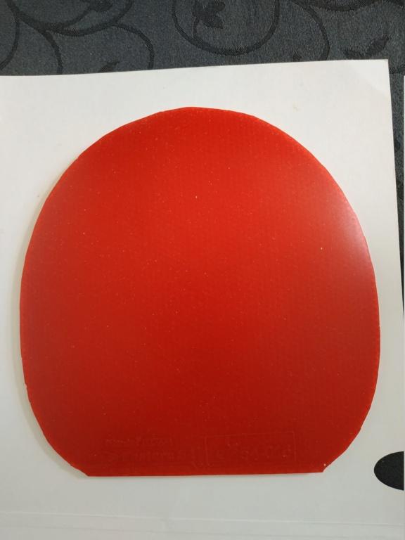 nittaku fastarc S1 rouge 2mm sous blister Img_2162