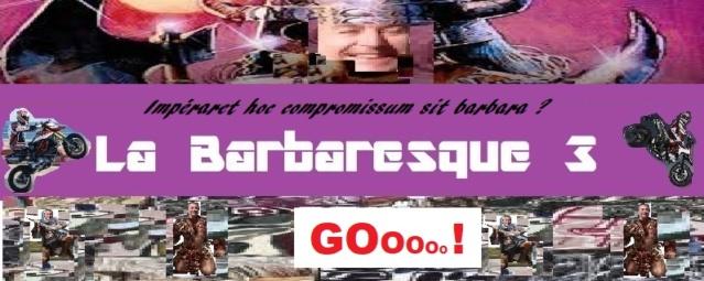 LA BARBARESQUE 2019 Corsic21