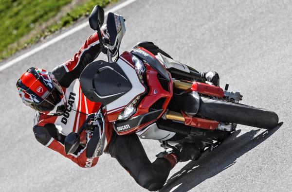 Ducati 1200 Multistrada DVT Pikes Peak 2017 Ducati11
