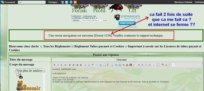 Important à savoir sur les Licences de tubes payant et Cookies - Page 2 Captur10