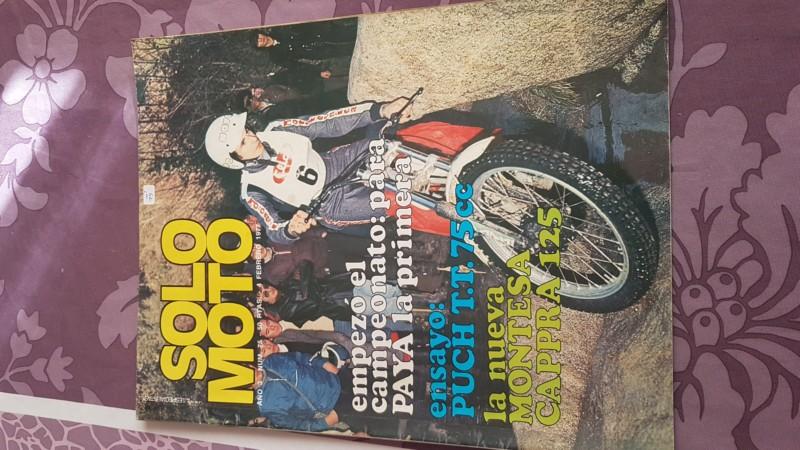 Revista solomoto 1977 y motociclismo 1981 20191110
