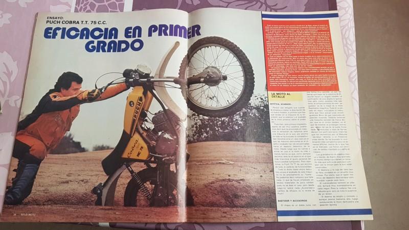 Revista solomoto 1977 y motociclismo 1981 20191111