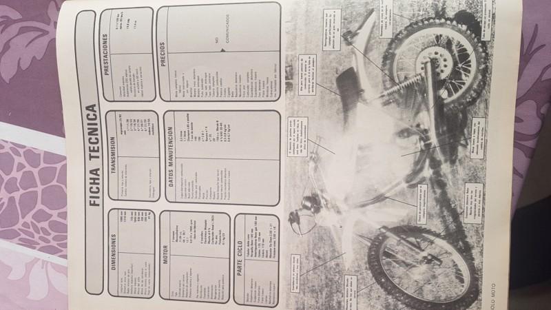Revista solomoto 1977 y motociclismo 1981 20191115