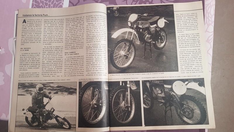 Revista solomoto 1977 y motociclismo 1981 20191118